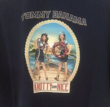 NEW Men's TOMMY BAHAMA RELAX Navy Sailor Girl Xmas Christmas T-Shirt 3XL XXXL 3X