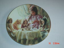 The Hamilton Collection Collectors Plate ELIZABETH'S AFTERNOON TEA Boxed