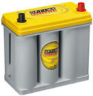 OPTIMA YELLOW TOP D51R,CAR AUDIO,500CCA,3 YEAR WARRANTY,SEALED BATTERY.