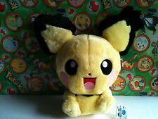 """Pokemon Plush Pichu Banpresto 2009 Big 12"""" UFO doll figure stuffed toy pikachu"""