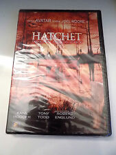 DVD - HATCHET OLD SCHOOL AMERICAN HORROR - ADAM GREEN 2006 - A8