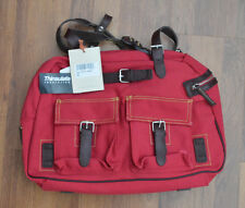 Petit Planet Canvas Urban Dia Changing Bag in Red