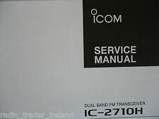 ICOM-2710H (GENUINE SERVICE MANUAL ONLY)..........RADIO_TRADER_IRELAND.