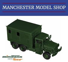 Roco Minitanks 05127 HO 1:87 AM General M109A3 Shop Van US Army
