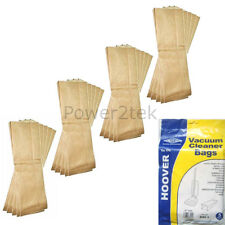20 x H1 Dust Bags for Philips HL3755 HL3760 HL3762 Vacuum Cleaner
