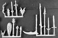 Necropolis Weapons Reaper Miniatures Warlord D&D RPG Conversion Dungeon Terrain