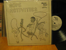 Pam Tims Rope Activities LP Melody House MH-64 Mono?
