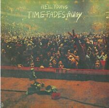 YOUNG NEIL TIME FADES AWAY VINILE LP NUOVO SIGILLATO