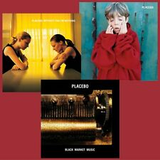 Placebo Album Bundle - Placebo/Without You/Black Market... - 3 x Vinyl LP *NEW*