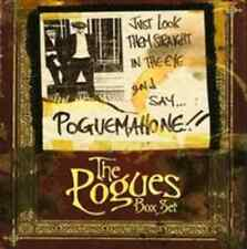 The Pogues-Just Look Them Straight in the Eye and Say ... Pogue CD / Box Set NEW