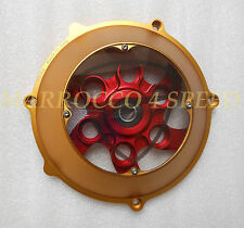 Ducati Multistrada 1000 DS Hypermotard 1100 Kupplungsdeckel Window clutch cover