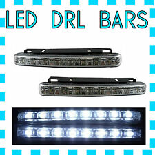 LUXURY STRAIGHT LED DRL SMD LIGHT ULTRA HIGH POWER BAR DAYTIME RX-7 RX-8 PROTEGE