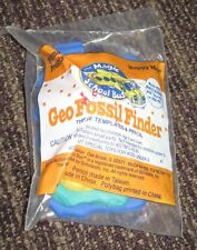 1994 McDonalds Happy Meal Toy - Geo Fossil Finder