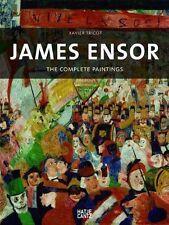 JAMES ENSOR The complete paintings LIVRE peinture