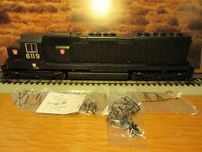 HO SCALE BACHMANN PLUS EMD SD-45 PENNSYLVANIA DIESEL LOCOMOTIVE #6119 NIB