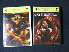 Hunger Games and Catching Fire DVDs - Includes Shipping!!