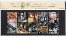 GB Presentation Pack 347. The Coronation 50 years. 2003 10% OFF FOR ANY 5+