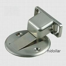 CONCEALED STEEL MAGNETIC DOOR STOP STOPPER HOLDER CATCH