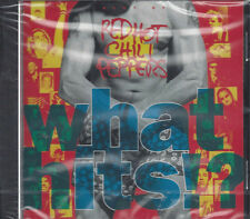 CD ♫ Compact disc **RED HOT CHILI PEPPERS ♦ WHAT HITS** nuovo sigillato