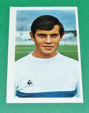 N°60 D. THOIRAIN AGEDUCATIFS FOOTBALL 1970-1971 SEC BASTIA SECB FURIANI PANINI