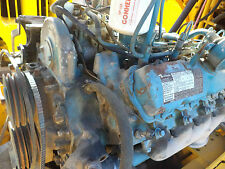 International 7.3 L DIESEL non turbo mechanical  engine complete (FOR PARTS)