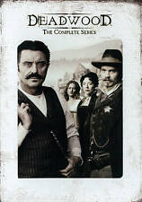 Deadwood - The Complete Series (DVD, 2013, 19-Disc Set)