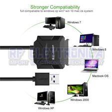Ugreen Sata to USB 3.0 Adapter Cable Hard Disk Driver SSD Sata HDD Converter