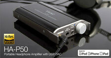 Teac ha-p50 HI-RES Cuffie Amplificatore Amplificatore DAC per Ipone/iPad/Mac/PC/Laptop