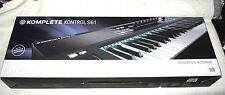 Native Instruments Komplete Kontrol s61 61-Key Controller Keyboard FREE SHIPPING