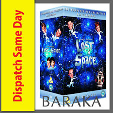 LOST IN SPACE COMPLETE SERIES SEASONS 1, 2 & 3 DVD BOX SET 23 DISCS R4 New