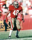 San Francisco 49ers RONNIE LOTT Glossy 8x10 Photo NFL Football Print Poster