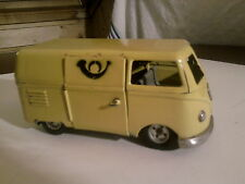 VW Bulli T1 Post Bus split windo Blechauto Göso Goeso 50er orig. Zustand tin toy