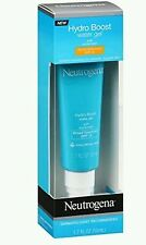 NEW Neutrogena SPF 15 Hydro Boost Water Gel 1.7 Ounce