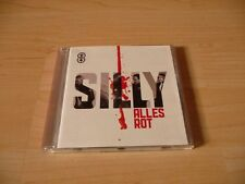 CD Silly - Alles Rot - 2010