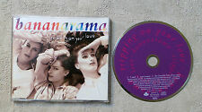 "CD AUDIO INT/ BANANARAMA ""TRIPPING ON YOUR LOVE"" CD MAXI PROMO 1991 FFRR RECORDS"