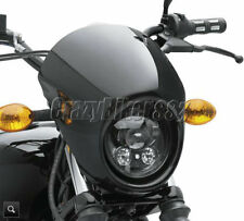 "5-3/4"" LED Projection Daymaker Headlight For Harley Sportster XL 883 1200 Dyna"
