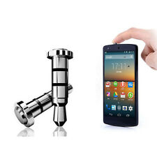 2016 2PC Click Quick iKey Press Button Dust Plug for Android OS APP Shortcut D7