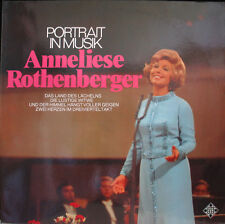 Anneliese Rothenberger  ‎–  Portrait In Musik (2 x LP)