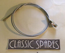 FORD CAPRI MK1 NEW FRONT HANDBRAKE CABLE 1968  SEPTEMBER 1969  (NJ292)