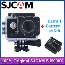 Original SJCAM SJ5000X Elite 4K Sony Sensor WiFi Car Sport Action Camera+Battery