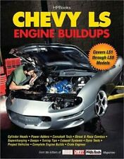 Chevy LS Engine Buildups Manual Book LS1 LS6 LS2 LS7 LS3 LS9 Head Block Cam