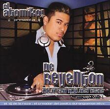 De Reventon Duranguense El Atomiko MUSIC CD