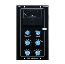 Solid Stage Logic SSL Stereo Bus Compressor for 500 Series :: B-STOCK