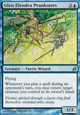 MTG 2x  Glen Elendra Pranksters - Foil Light Play Lorwyn - Foil English
