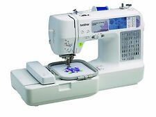 Brother Computerized Sewing and Embroidery Machine, Combination, SE400, New