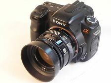 SONY ALPHA  200  mit Minolta AF 35 - 70 mm 4,0  -GUTER ZUSTAND