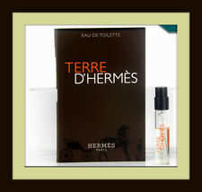 Hermes Terre d'Hermes 2ml EDT Mini Spray