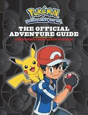 The Official Adventure Guide: Ash's Quest from Kanto to Kalos (Pokemon), Whitehi