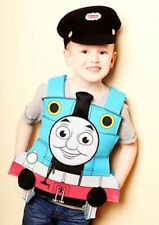 Book Week Child Thomas The Tank Enging tabard fancy dress for 3,4 5 years old
