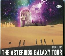 The astéroïde Galaxy tour CD-ALBUM (promo) fruit © 2008 sgcddj 4 10 tracks